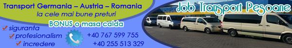 Job Transport Persoane SRL